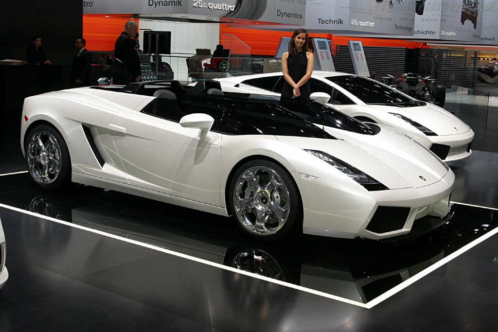 Click here to open the Lamborghini Concept S gallery