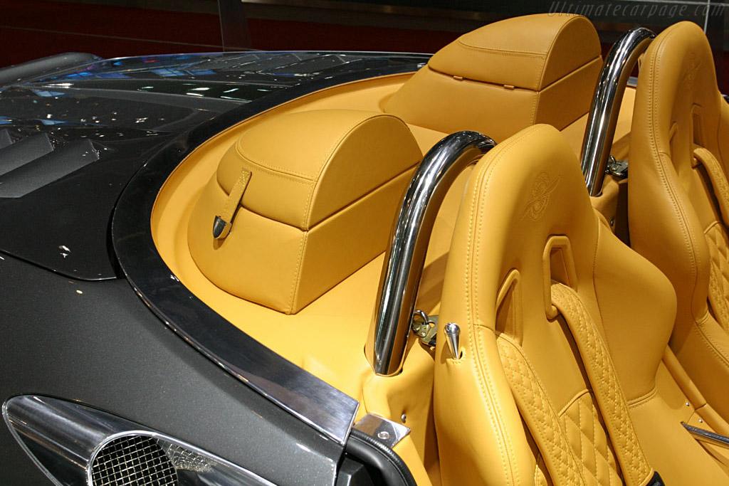 Spyker C12 La Turbie    - 2005 Geneva International Motor Show