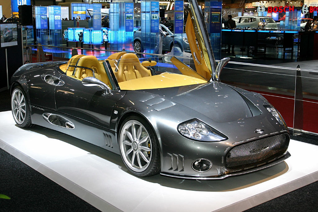 Click here to open the Spyker C12 La Turbie gallery