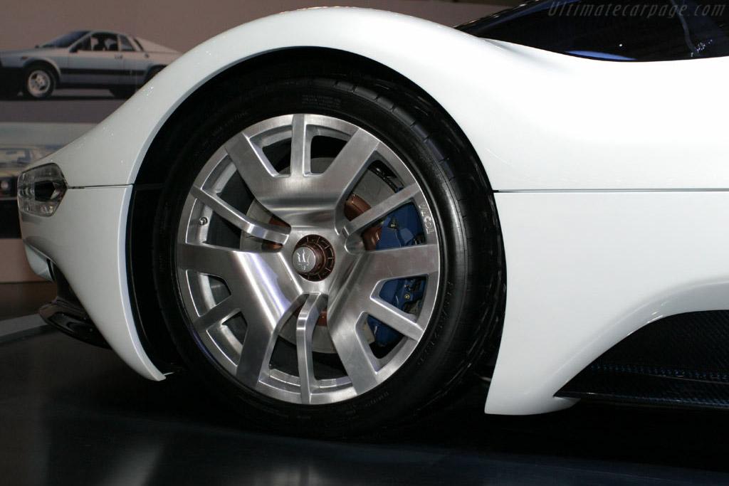 Maserati Birdcage 75th Concept - Chassis: 15483   - 2005 Geneva International Motor Show