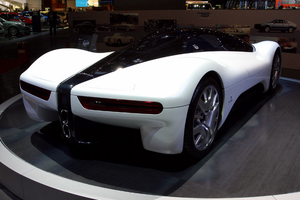 Maserati Birdcage 75th Concept - Chassis: 15483   - 2005 Geneva International Motor Show
