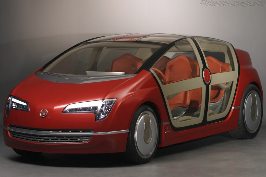 Click here to open the Cadillac Villa Concept gallery