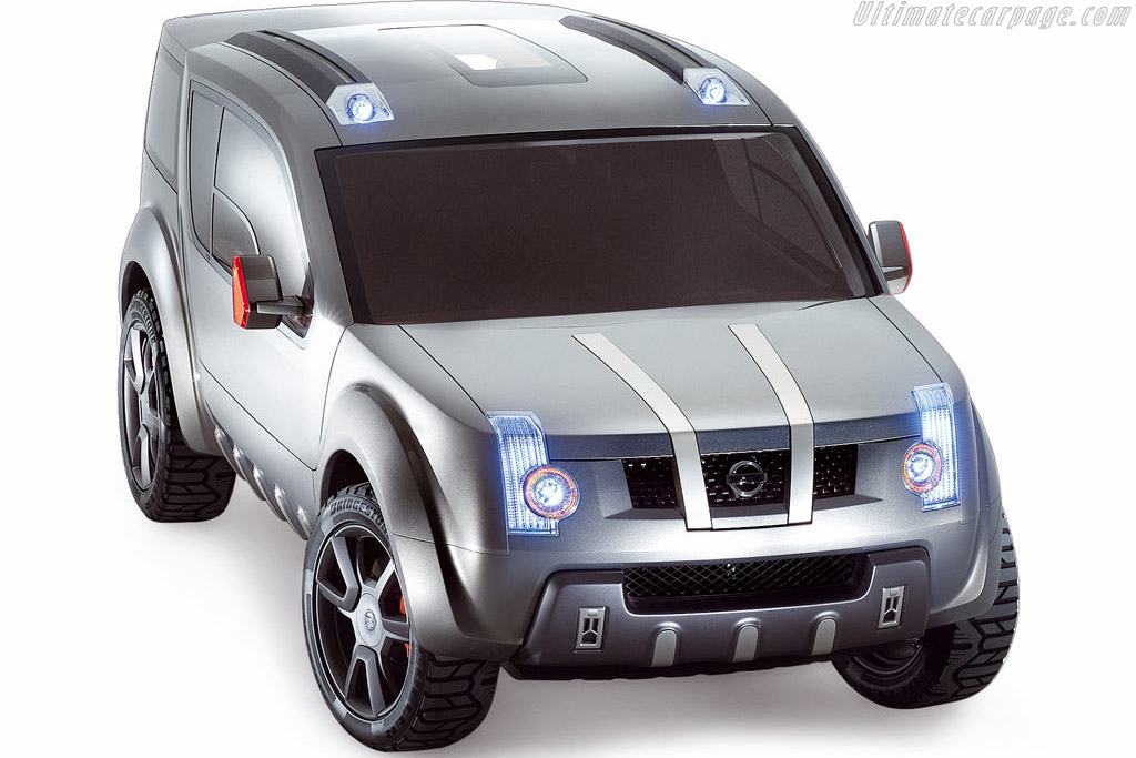 Click here to open the Nissan Zaroot Concept gallery
