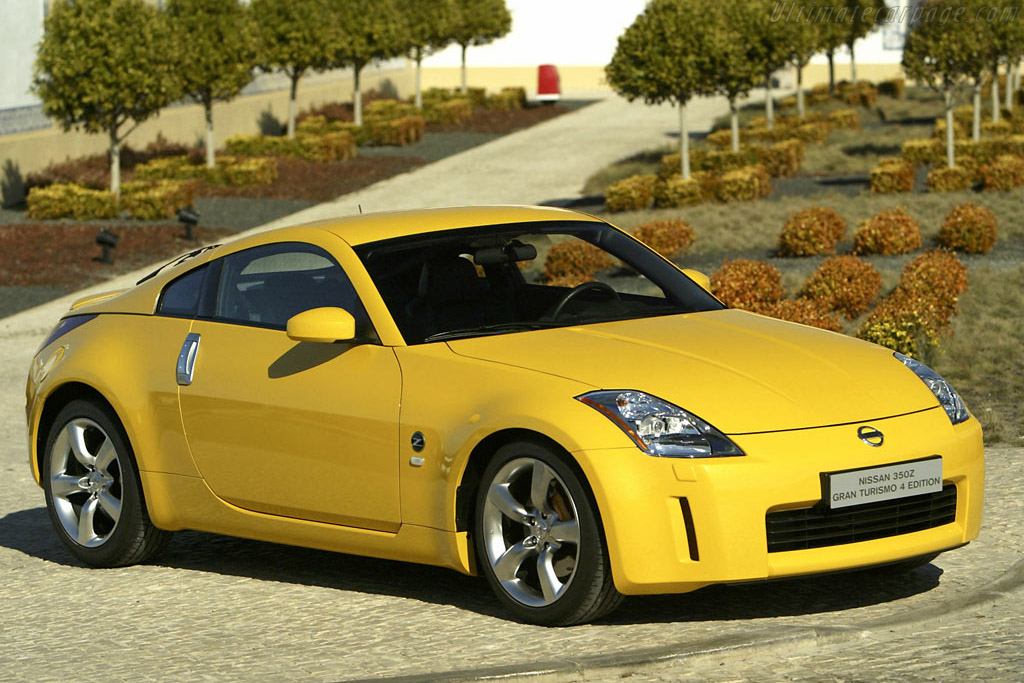 Click here to open the Nissan 350Z GT4 Edition gallery