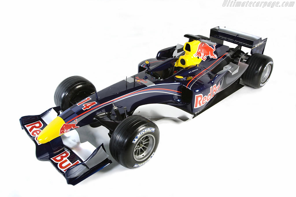 Click here to open the Red Bull Racing RB1 Cosworth gallery