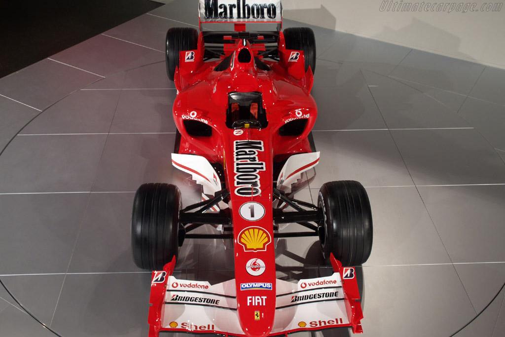 Click here to open the Ferrari F2005 gallery