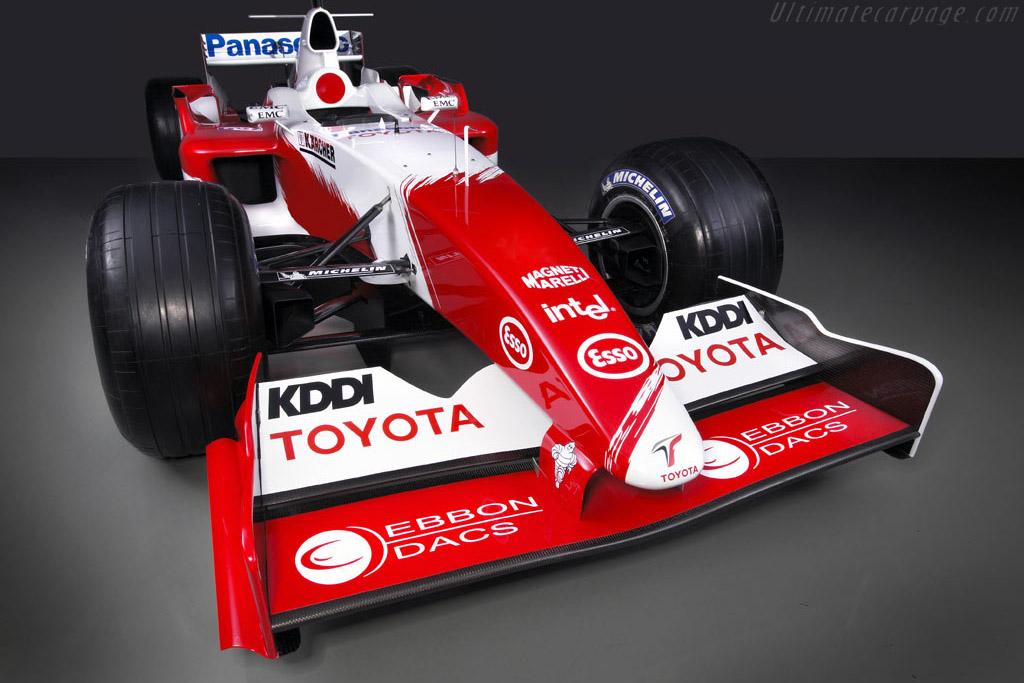 Toyota TF105