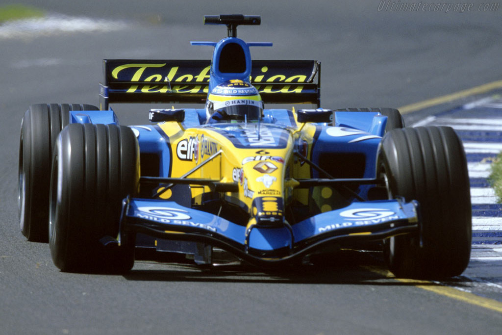Click here to open the Renault R25 gallery