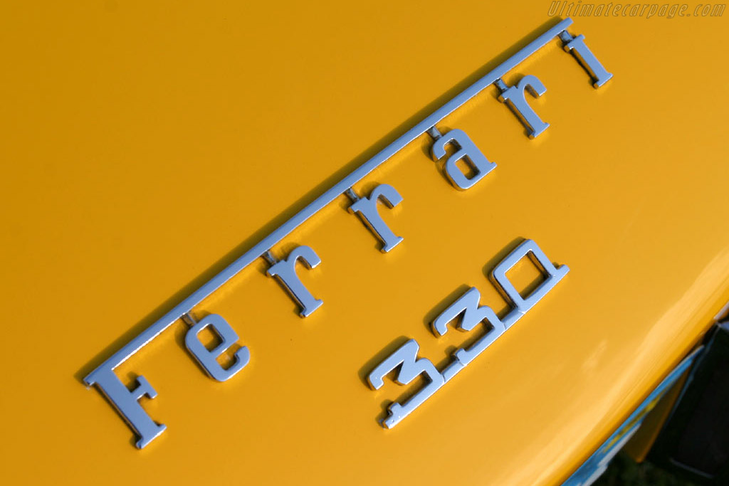 Ferrari 330 GTS - Chassis: 11027  - 2005 Palm Beach International, a Concours d'Elegance