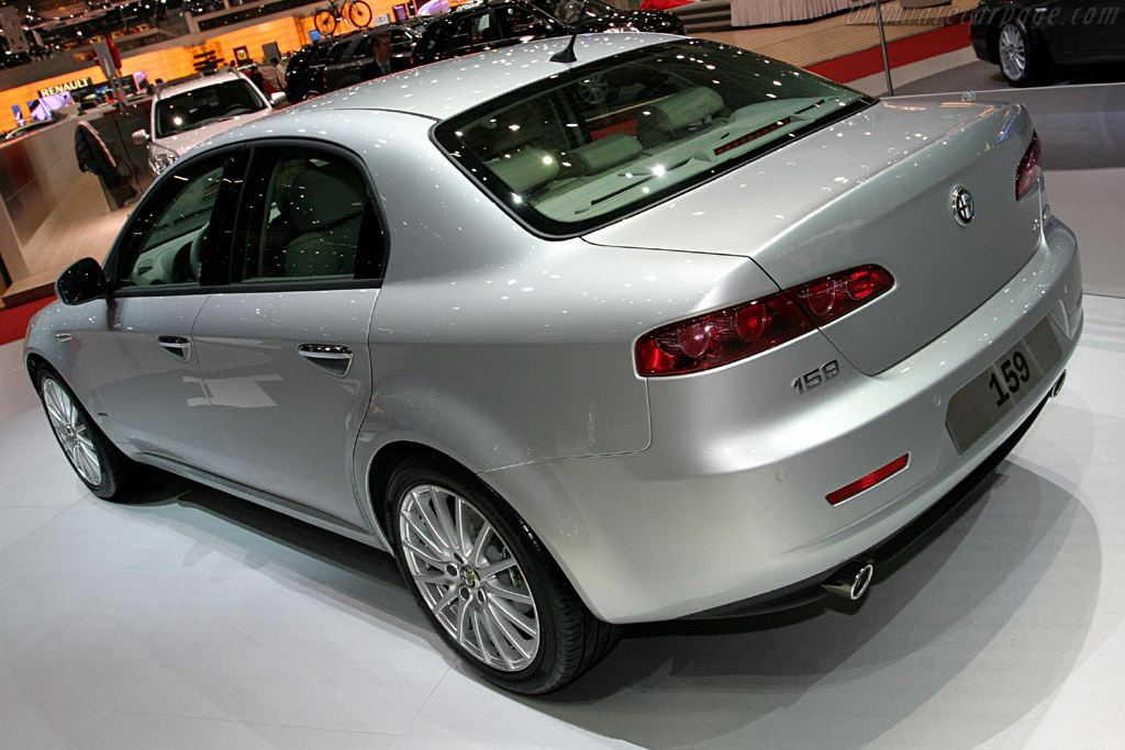 Alfa Romeo 159    - 2005 Geneva International Motor Show
