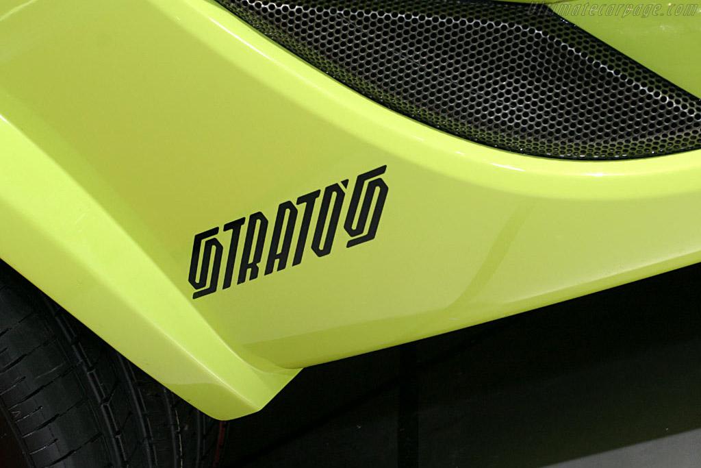 Fenomenon Stratos    - 2005 Geneva International Motor Show