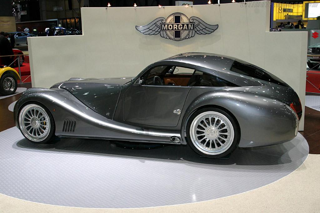Morgan Aeromax    - 2005 Geneva International Motor Show