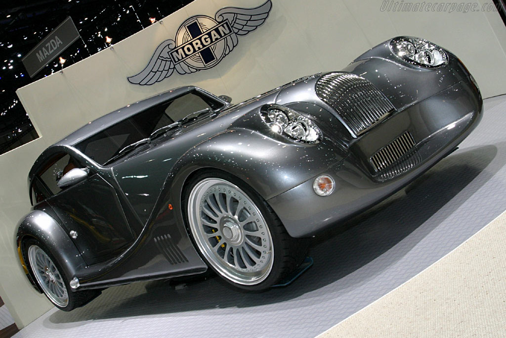 Click here to open the Morgan Aeromax gallery