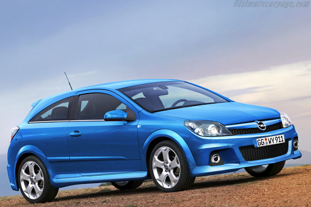2005 Opel Astra Opc Images Specifications And Information