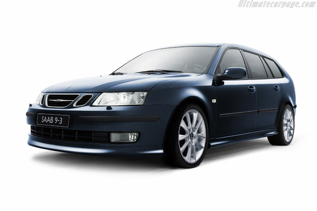 Click here to open the Saab 9-3 Aero SportCombi gallery