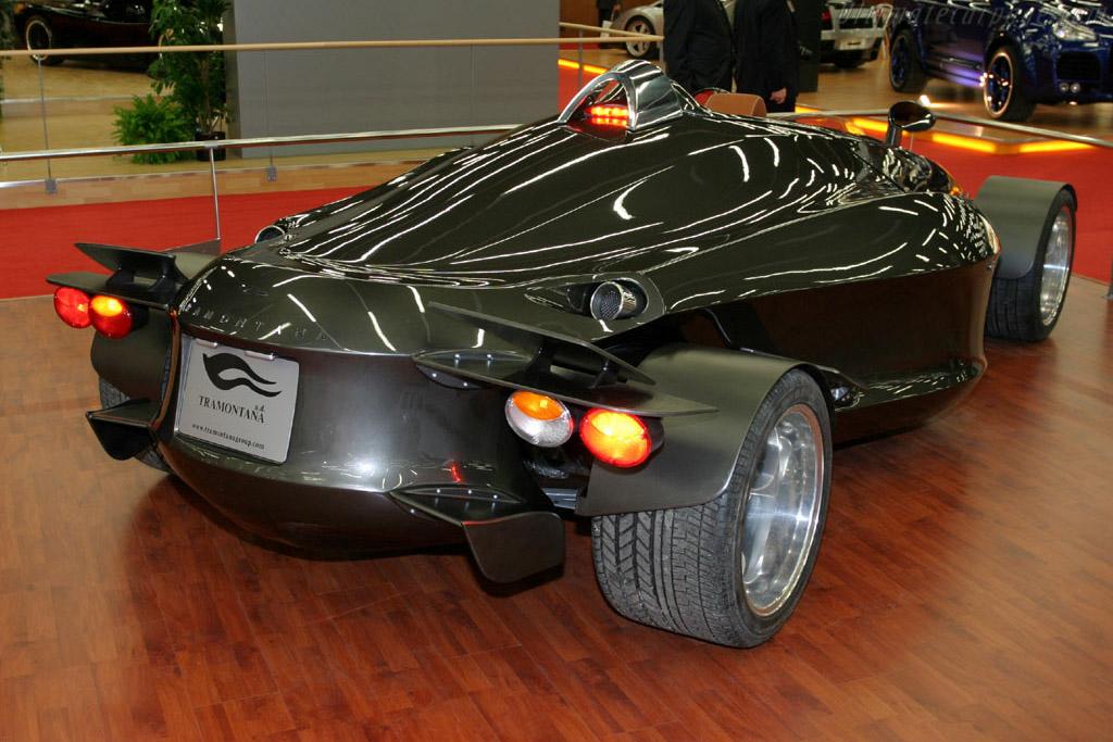 a.d. Tramontana Concept    - 2005 Geneva International Motor Show