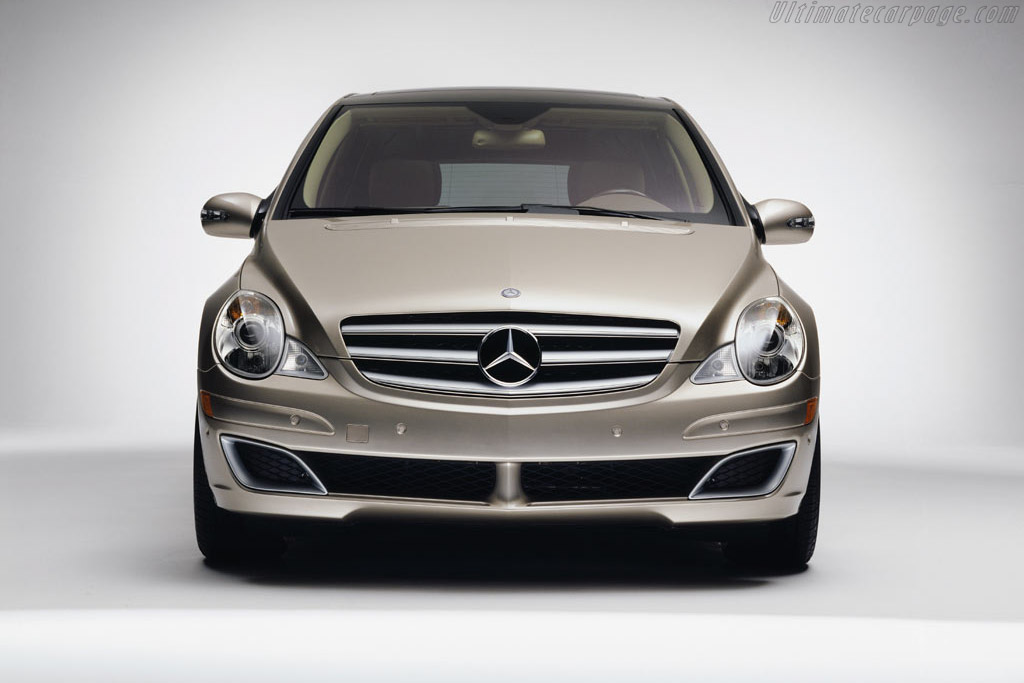 Mercedes benz r 500 for Mercedes benz r 500