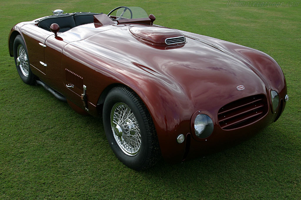 1952 1953 Allard J2x Le Mans Images Specifications And Information