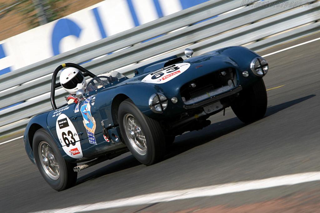 Allard J2R - Chassis: J2R 3404   - 2004 Le Mans Classic