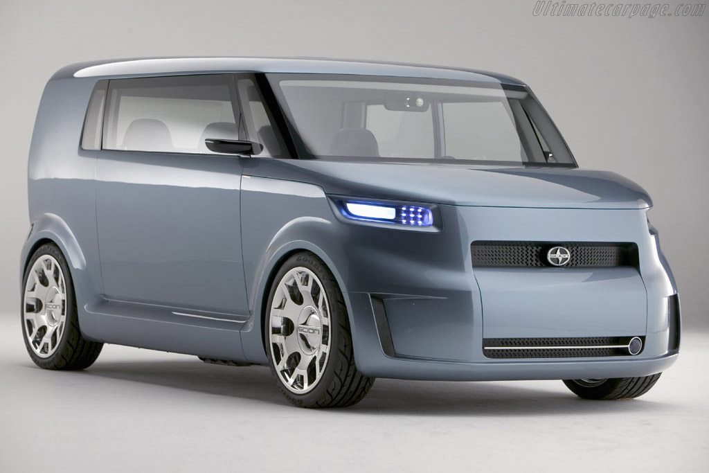 Click here to open the Scion t2B Concept gallery