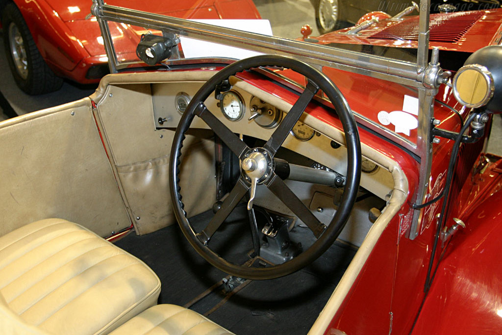 Alfa Romeo 6C 1500 Sports Two Seater - Chassis: 0111200   - 2005 Retromobile