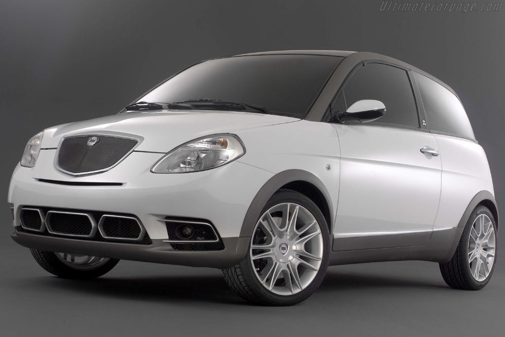 2005 Lancia Ypsilon Zagato Sport Images Specifications And
