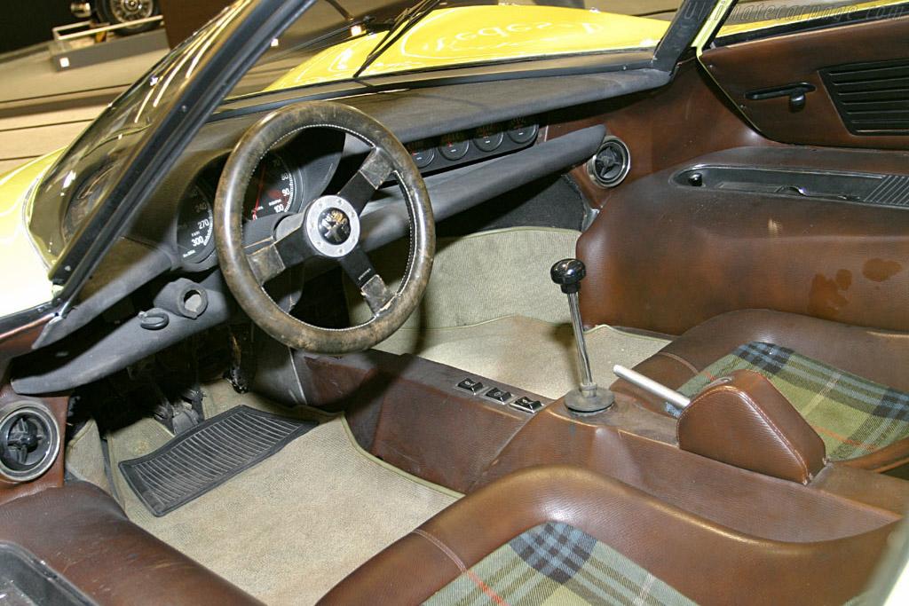 Alfa Romeo 33 Pininfarina Coupe - Chassis: 75033.115  - 2005 Retromobile