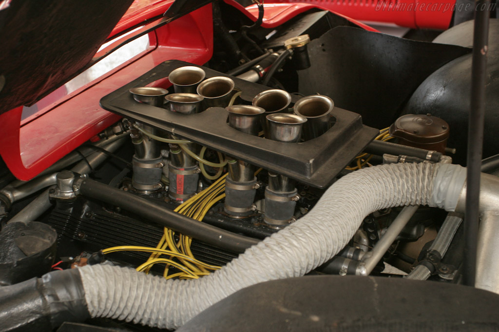 Alfa Romeo 33/2 Daytona - Chassis: 75033.012   - 2008 Goodwood Festival of Speed