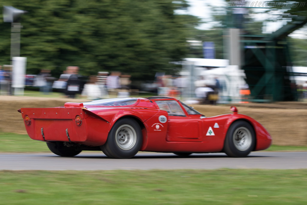 Alfa Romeo 33/2 Daytona - Chassis: 75033.012   - 2008 Goodwood Festival of Speed