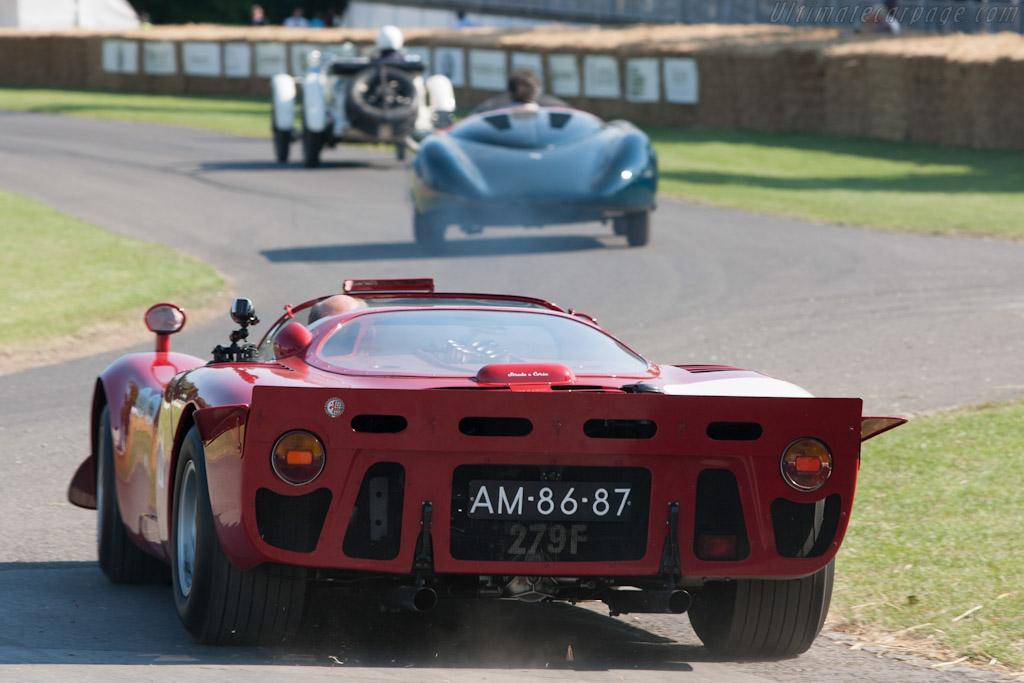 Alfa Romeo 33/2 Daytona - Chassis: 75033.029   - 2011 Goodwood Festival of Speed