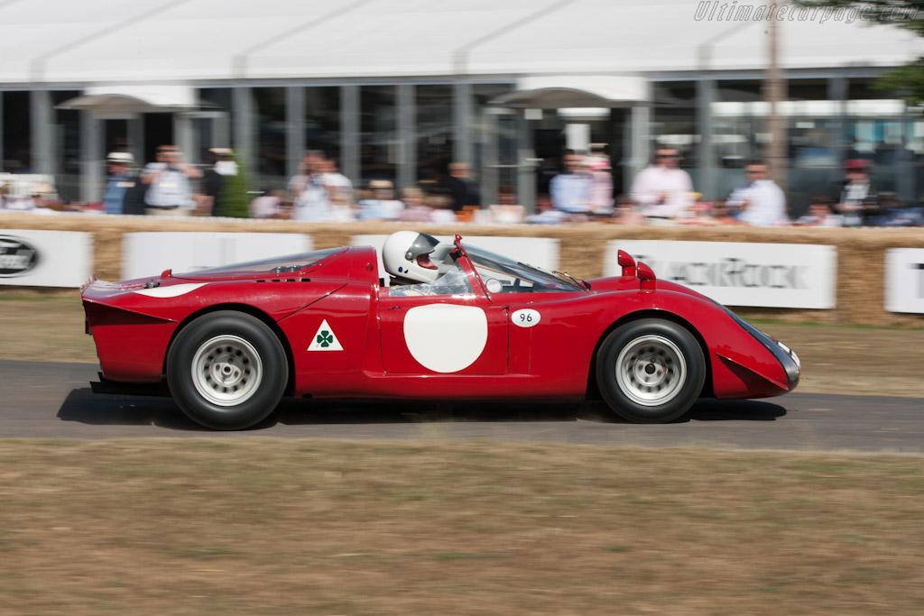 Alfa Romeo 33/2 Daytona - Chassis: 75033.029  - 2010 Goodwood Festival of Speed