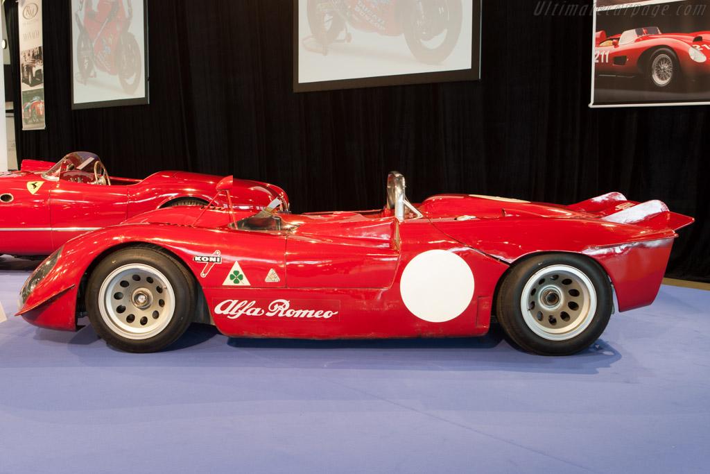 Alfa Romeo 33/3 Spider - Chassis: 10580-023   - 2012 Monaco Historic Grand Prix