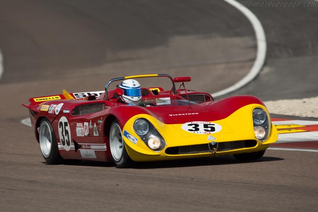 Alfa Romeo 33/3 Spider - Chassis: 10580-023   - 2014 Grand Prix de l'Age d'Or