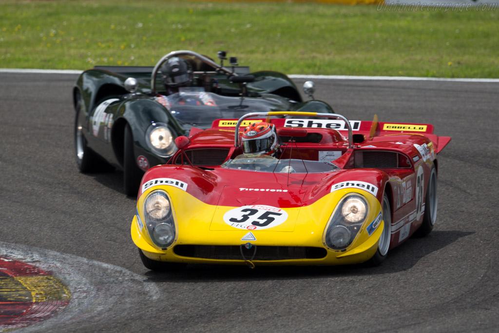 Alfa Romeo 33/3 Spider - Chassis: 10580-023   - 2015 Spa Classic