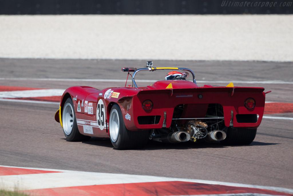 Alfa Romeo 33/3 Spider - Chassis: 10580-023   - 2015 Grand Prix de l'Age d'Or