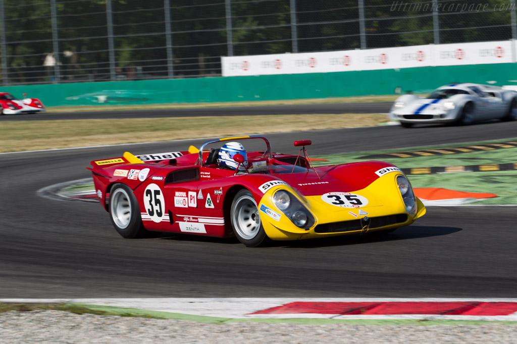 Alfa Romeo 33/3 Spider - Chassis: 10580-023   - 2015 Monza Historic