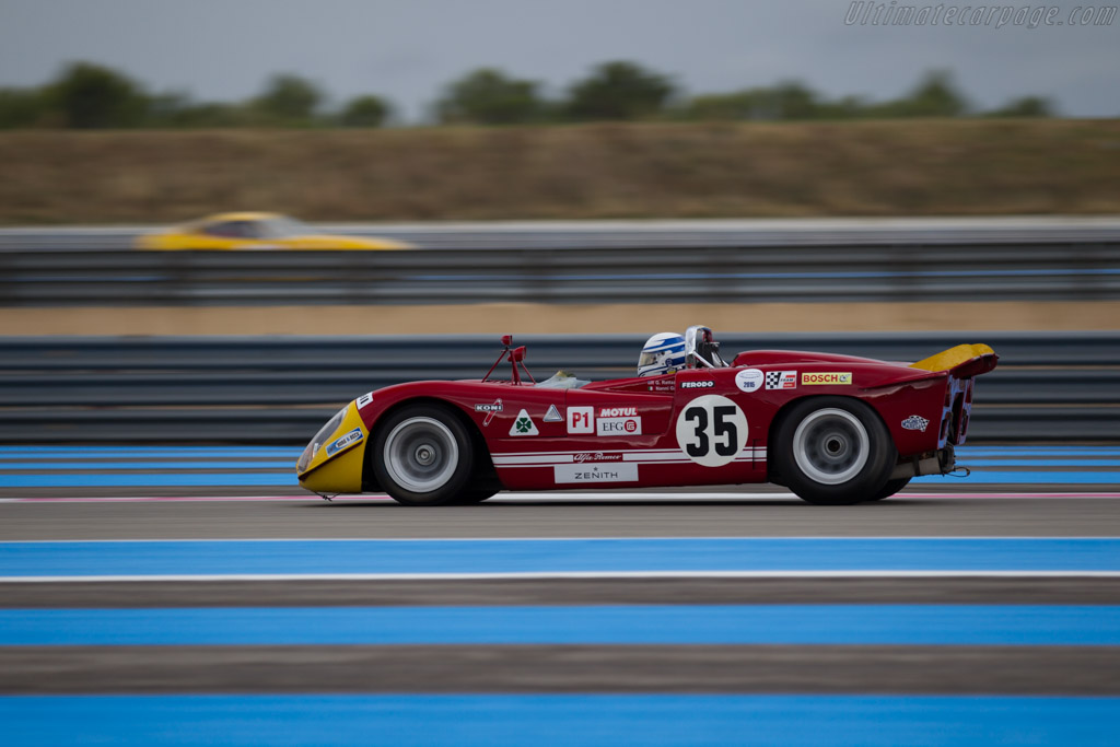 Alfa Romeo 33/3 Spider - Chassis: 10580-023   - 2015 Dix Mille Tours