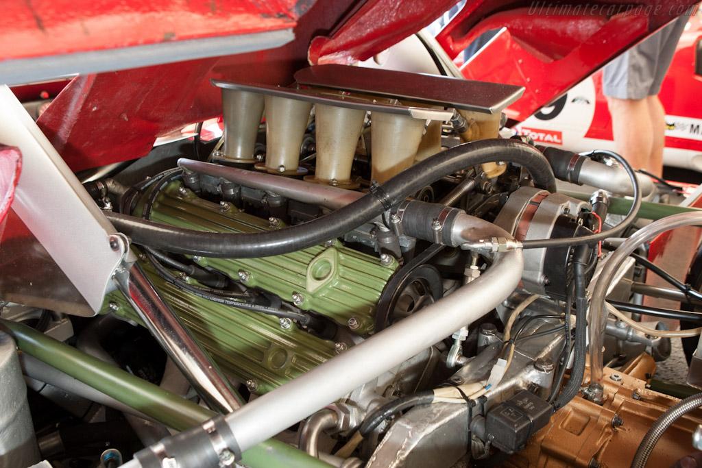 Alfa Romeo 33/TT/3 - Chassis: 11572-010   - 2012 Le Mans Classic