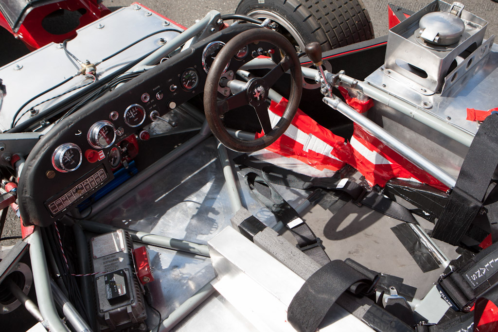 Alfa Romeo 33/TT/3 - Chassis: 11572-002   - 2012 Le Mans Classic