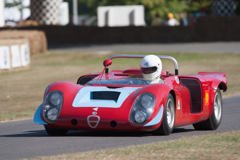 Alfa Romeo 33/2 Spider - Chassis: 75033.014  - 2011 Goodwood Festival of Speed