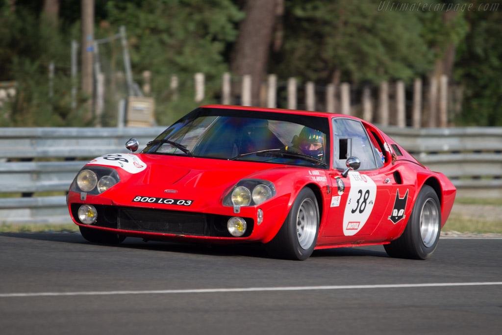 Ligier JS1 Ford - Chassis: JS1-002   - 2014 Le Mans Classic
