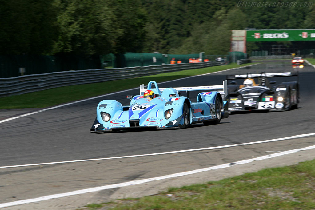 Courage C65 AER - Chassis: 6   - 2004 Le Mans Endurance Series Spa 1000 km