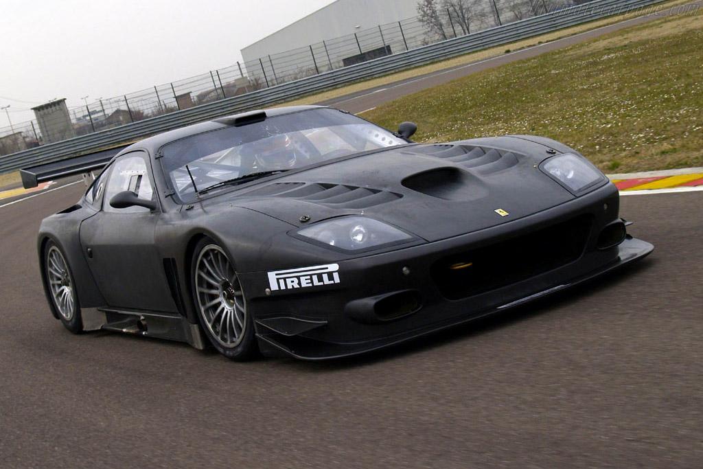 2005 2006 Ferrari 575 Gtc Evoluzione Images Specifications And