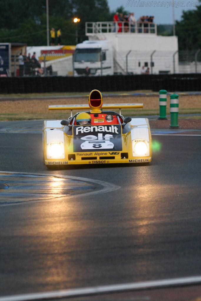 Renault-Alpine A443 - Chassis: 443/0   - 2004 Le Mans Classic