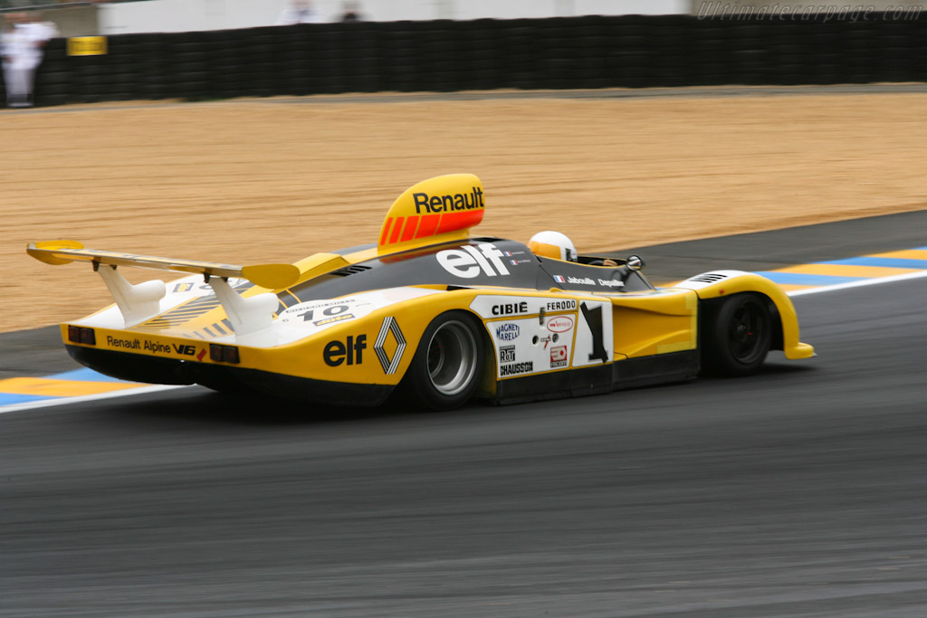 Renault-Alpine A443 - Chassis: 443/0   - 2006 Le Mans Classic