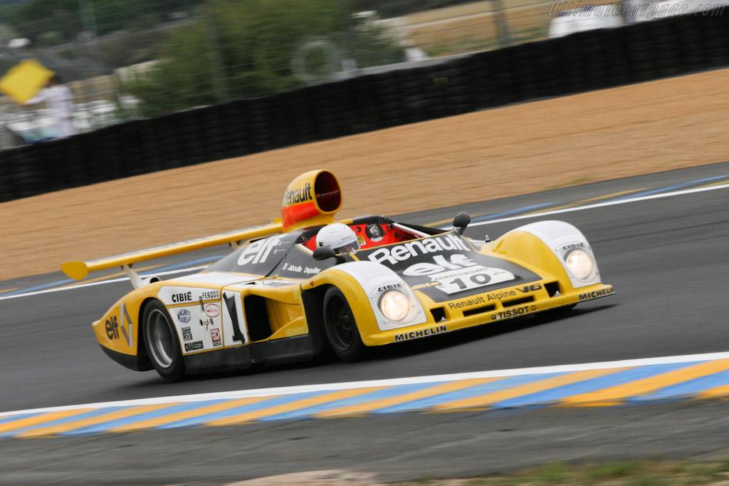 Renault-Alpine A443 - Chassis: 443/0   - 2006 Le Mans Classic