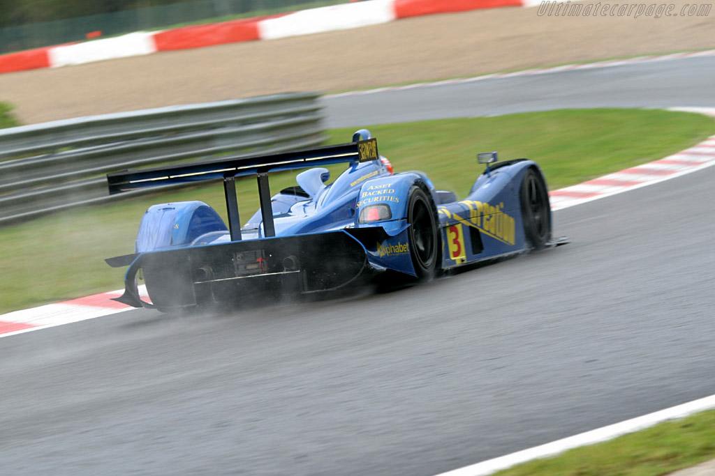 DBA4 03S Zytek - Chassis: 02S-01   - 2004 Le Mans Endurance Series Spa 1000 km