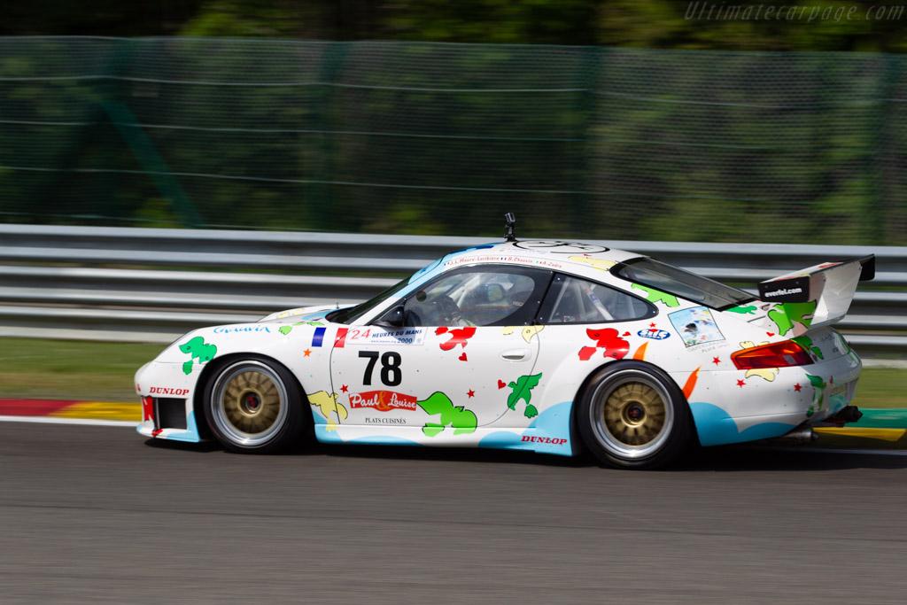 Porsche 911 GT3 R - Chassis: WP0ZZZ99ZYS692078   - 2018 Spa Classic