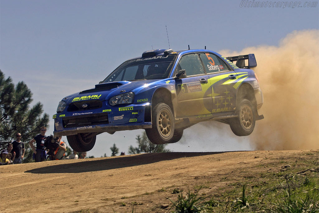 Click here to open the Subaru Impreza WRC 2005 gallery