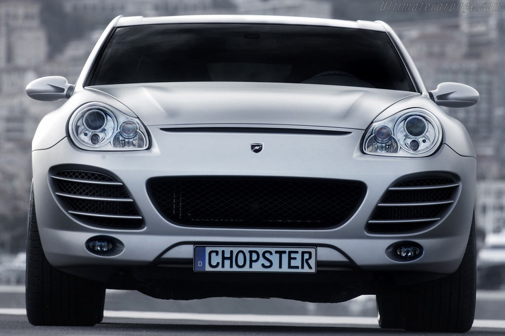 Rinspeed Chopster